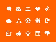 Social and Networking icons by pixotico on Business Illustration, Pencil Illustration, Business Brochure, Business Card Logo, Icon Files, Newsletter Templates, Calendar Templates, Custom Icons, Social Icons