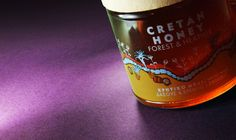 """""""A bold and special approach ...No element referring to honey was used in the packaging design."""""""