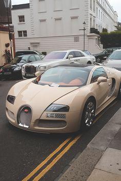 Bugatti - looks more like a chocolate bar than a motor vehicle