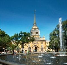Александровский сад | Alexander Garden - Адмиралтейский - Санкт-Петербург