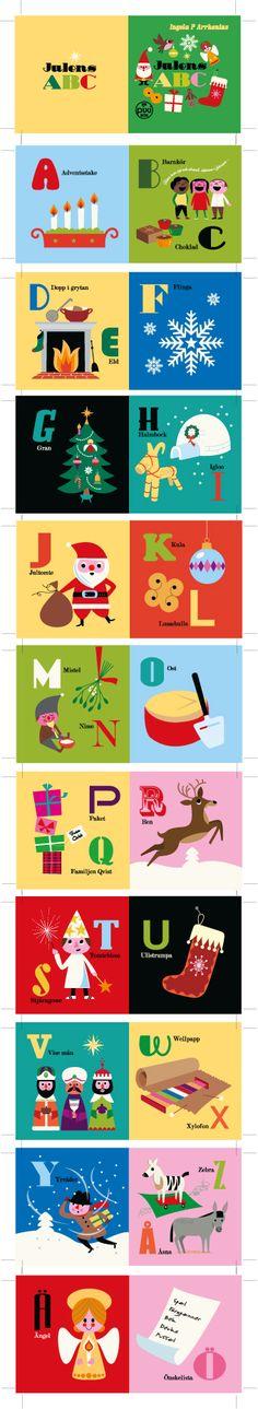 Pixi Julens ABC