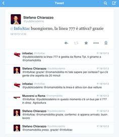 #socialcaring ATAC Roma è davvero così veloce a rispondere su Twitter? I risultati del mio test