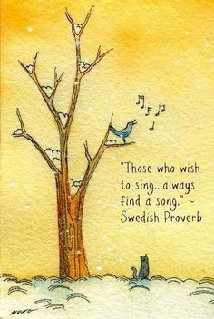 Image result for singing birds quotes