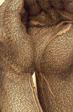 "Saatchi Art Artist: ronit bigal; Ink 2010 Drawing ""untitled"" saatchiart.com"