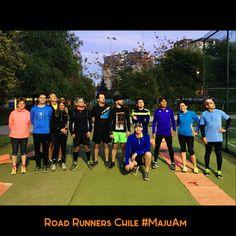 Stadio Italiano en Santiago de Chile, Metropolitana de Santiago de Chile Con energía comenzamos entrenando #MajuAm