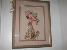 Cross Stitch Photo Album II: Victorian Elegance - Stitched and Submitted by Diane