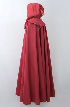 Regency Silk Cape.