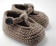 Sweet Baby T Strap Bootie You Choose The by pleasantlyplumpknits
