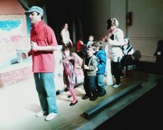 Theater Games for Young Children - Naturally Educational