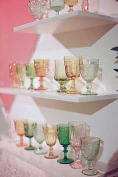 Pastel Sparkle: Wedding Inspiration