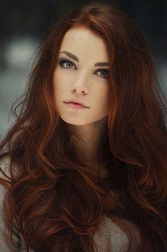 Ravishing Red Curls
