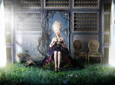 "ALEXIA SINCLAIR ph - ""Forget me not from"" - The art of saving a life"
