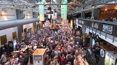 Kieler Craft Beer Days 2017 in der Halle400 am 21. und 22. April 2017  Die 5. Kieler Craft Beer Days fanden im April 2017 erstmals in der Halle400 statt. Am Samstag ab 15 Uhr hieß es dann für mich zahlreiche Stände der Brauereien aufzusuchen um mir den einen oder anderen Probierschluck zu bestellen. Angeboten wurden unter anderem Biere aus Deutschland Dänemark Schweden und Schottland. Hunderte Biere standen zur Auswahl natürlich habe ich es nicht geschafft alle zu probieren.  Im Vergleich…