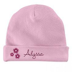 Baby Girl Alyssa Flower Hat: Infant Baby Hat FUNNYSHIRTS.ORG https://www.amazon.com/dp/B01APOKRM6/ref=cm_sw_r_pi_dp_x_aenKybHAR35FE