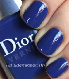 Dior Blue Denim ($22, Dior.com & Nordstrom stores) is part of the emerging sub-trend of denim inspired blues. This faded sapphire creme effortlessly blends comfort and chic. I love that even though it's really pigmented, it has a jelly-like finish.