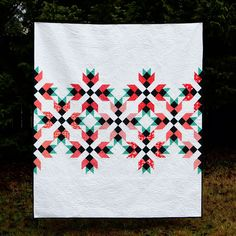 Magnolia Mystery Quilt My Reveal