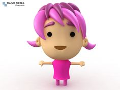 3DS MAX - Character