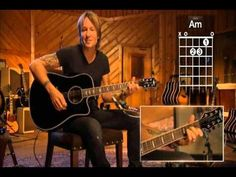 keith urban 30 songs in 30 days lesson 2 Basic Guitar Lessons, Acoustic Guitar Lessons, Guitar Lessons For Beginners, Music Lessons, Piano Lessons, Guitar Tips, Easy Guitar Songs, Music Guitar, Guitar Chords