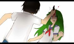 I still think YandereDev could be Yandere-chan's brother