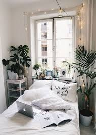 Image Result For White And Nature Bedroom Ideas Tumblr Small