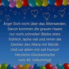 Lustiger Spruch 60. Geburtstag Frau Lustiger Spruch 60 ...