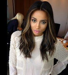 Celebrity-Hair-Changes-2013-Ciara-Wears-A-Longer-Dark-Hair_02