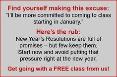 Got to love a free class! #scottsdalejazzercisecenter