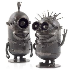 metal art minions our cutest metal art - red5.co.uk