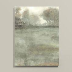"""Suzanne Kasler Pastoral Hues Art - 32x24: 32""""H X 24""""W X 1 1/2""""D ballards"""