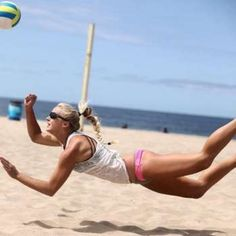 Sara, Vôlei de Praia do Estados Unidos - Foto: Reprodução