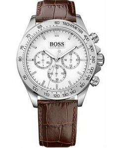 Hugo Boss Chrono Leather