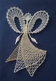 Risultati immagini per podvinky zdarma ke stažení Hairpin Lace Crochet, Crochet Motif, Crochet Edgings, Crochet Shawl, Bobbin Lace Patterns, Bead Loom Patterns, Lace Earrings, Lace Jewelry, Victorian Lace