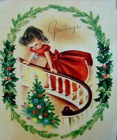 Christmas greetings.