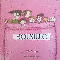 Mi Cucolinet: Bolsillo, de Pablo Albo y Lucía Serrano. Editado por República Kukudrulu.