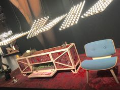 Moooi bar storage, chair and lights Enquire through Carly at NW3 Interiors Ltd www.nw3interiorsltd.com 07773383530