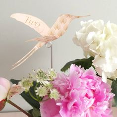 decodence table numbers by eagle eyed bride | notonthehighstreet.com