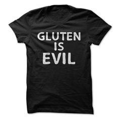 Gluten Is Evil