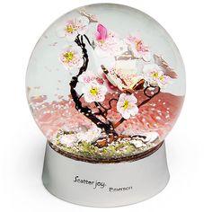 Cherry Blossom Waterglobe