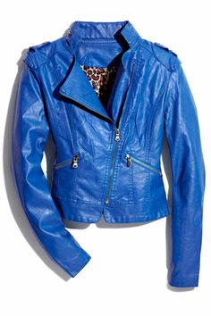 Bright Moto Jacket