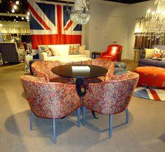 Cool Britannia by Norwalk Furniture!@Tennyson Nielsen Group is proud to represent @Norwalk Furniture. Learn about Tennyson Nielsen Group here http://www.tennysonnielsengroup.com