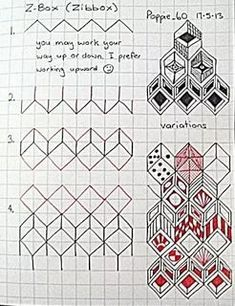 zentangle tutorial: 14 тыс изображений найдено в Яндекс.Картинках
