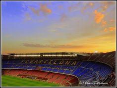 Travel in Clicks: Camp Nou , Barcelona Camp Nou Barcelona, Fair Grounds, Camping, City, Fun, Travel, Campsite, Viajes, Cities
