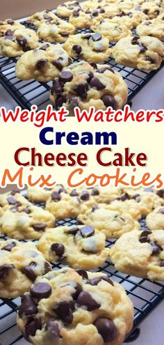 Cream Cheese Cake Mix Cookies Weight Watchers Cream Cheese Cake Mix Cookies Source by . Weight Watcher Desserts, Weight Watchers Snacks, Weight Watcher Cookies, Weight Loss, Cake Mix Cookie Recipes, Easy Cupcake Recipes, Cheesecake Recipes, Cookies From Cake Mix, Biscuits