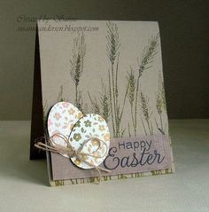 Easter Drawings, Diy Ostern, Some Cards, Card Patterns, Card Making Inspiration, Halloween Cards, Card Tags, Spring Crafts, Easter Crafts