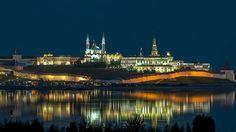 Kazan Kremlin by Konstantin Vodolazov: Fine Art Photography #photography #amazingpics http://alldayphotography.com