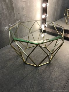 Iron Furniture, Steel Furniture, Furniture Design, Centre Table Design, Center Table, Cool Coffee Tables, Coffee Table Design, Glass Top Side Table, Steel Table