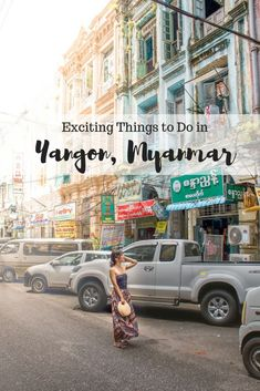 Introducing exciting Introducing exciting things to do while you are in Yangon. These lists are the good start to begin exploring your Yangon adventure! Myanmar Travel, Asia Travel, Japan Travel, Solo Travel, Travel Advice, Travel Guides, Travel Tips, Travel Destinations, Yangon