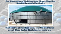 Advantages of Stainless Steel Biogas Tanks - Anaerobic Digestion Ferment...