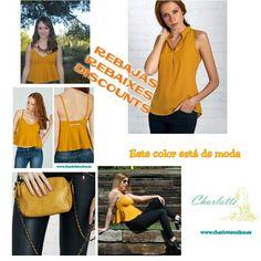 REBAIXES / REBAJAS www.charlotteonline.es