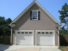 Check out our Raleigh, NC custom garage pictures & photos, workshop pictures, & more to see the custom-built garages HWS Garages offers in the Triangle area Garage Loft, Garage Workshop, Garage Office, Carport Garage, Garage Studio, Dream Garage, Garage Doors, Garage Kits, 2 Car Garage Plans
